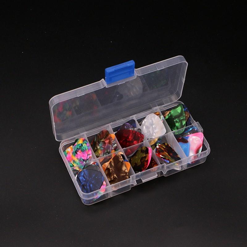 La ballata di Chitarra il plettro di Chitarra Elettrica di un Pacchetto di Ukulele Clip BOX A plettro Film schegge di accessori
