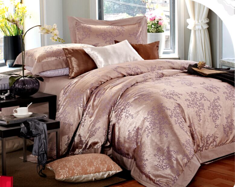 Special offer sales Hengyuanxiang silk bedding four piece
