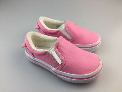 只卖真鞋 万家 日本支线 童鞋 婴儿鞋 一脚蹬帆布鞋  水