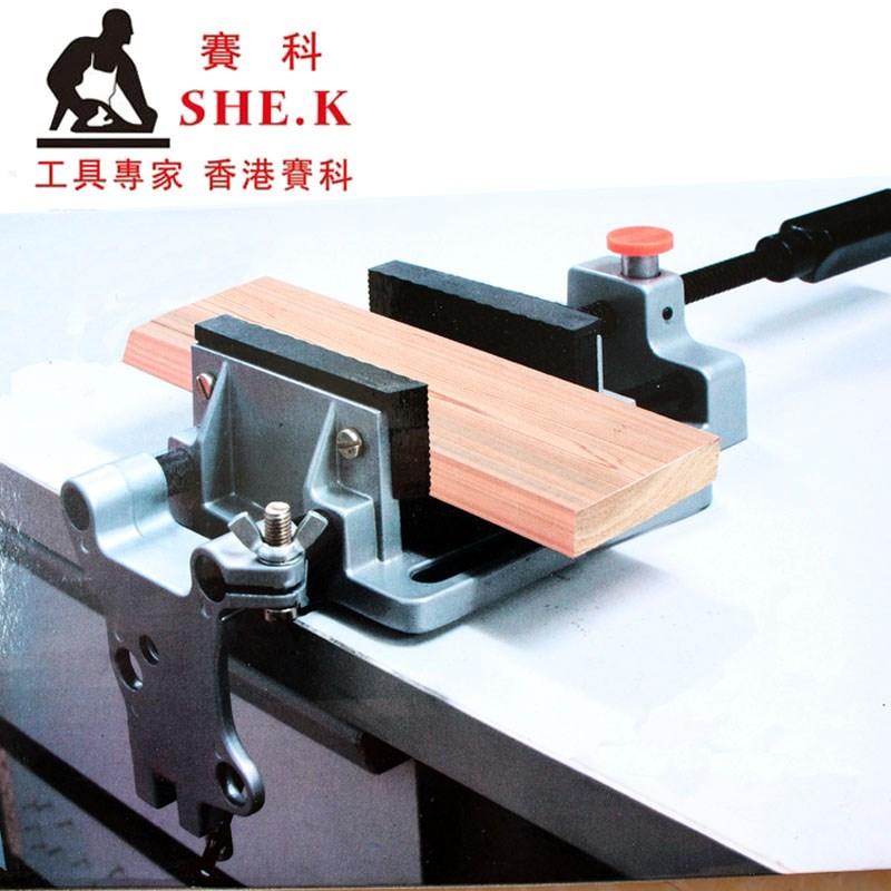 USO doméstico Mini morsa de mesa flat plug - Liga de alumínio de Tigre - de - trabalho
