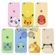 Apple 6 Pokemon iphone5s frosted se soft shell plus custodia per telefono Apple fumetto marea uomini e donne