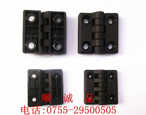 Size 65*65/ hole distance 40*40MM/ plastic nylon hinge / electric cabinet electric box hinge / profile hinge loose leaf