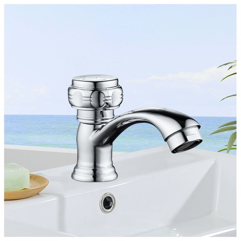Wash basin special offer shipping single to single hole copper valve basin faucet basin wash basin