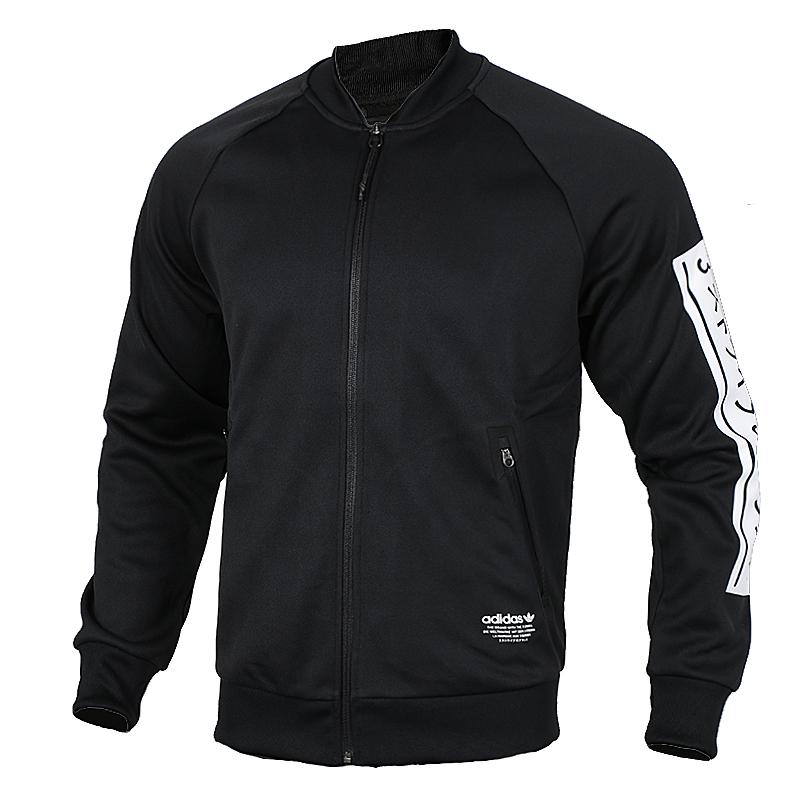 Adidas originals mens jacket collar 2017 cashmere Blazer warm winter new plus BP5559