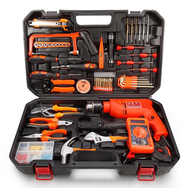 Shun di lusso tedesca CECA Hardware Kit degli attrezzi multiuso accusato di perforazione perforazione Shock elettrico domestico