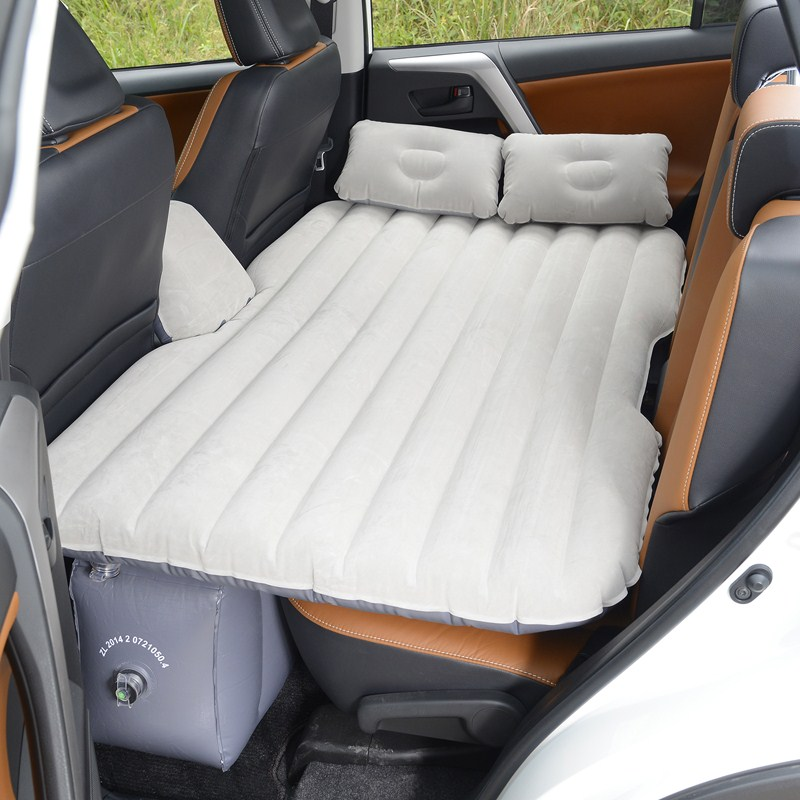 The new self driving car shock bed inflatable mattress bed for 95% models car body