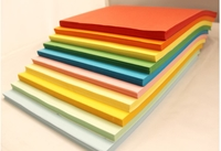 Factory direct mail, A3 color copy paper, printing color paper, color manual origami 500 / bag