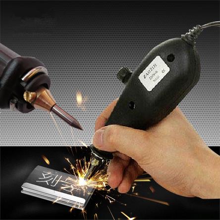 Machine de meulage et de polissage de forage de bois d'acier inoxydable en verre Outils de gravure de poche Outils flexibles Gravure électrique de gravure
