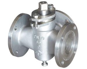 304 нержавеющая сталь вентиль трехсторонних вентиль X43W-16P/X44W-16PDN50100 два через вентиль