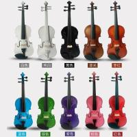 Intelligent violin, children practicing playing, beginners, adult introduction, violin playing, playing and playing