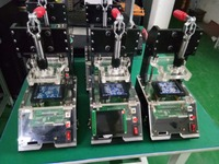 PCBA test rack, universal test, circuit board test, test fixture, fixture, burning