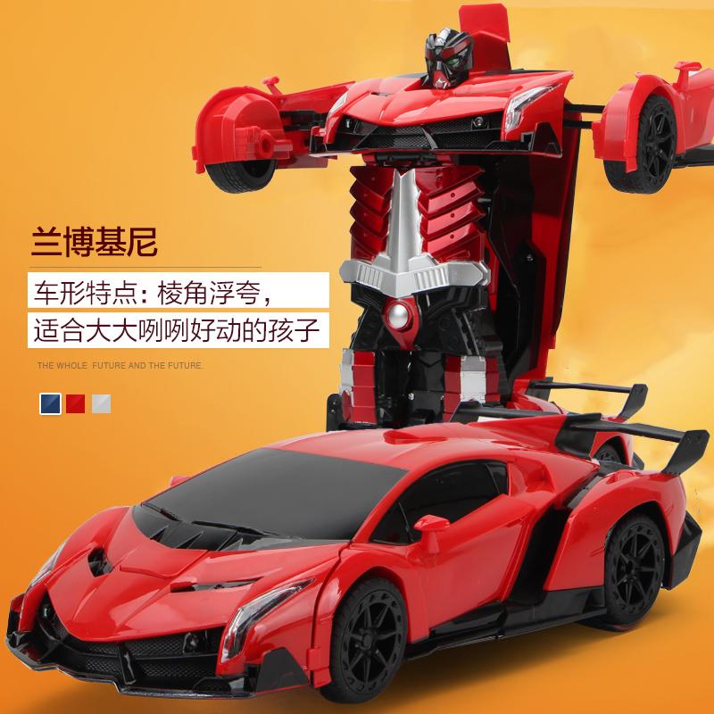 Kinder - Transformers ferngesteuerten spielzeugauto Junge Elektro - Funk vier - Rad - Fahrzeuge für die induktion Bagger