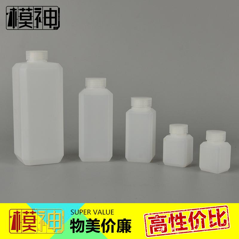 Mode - Gott farbe farbe dünner farbe farbe gemischt Modell korrosionsbeständigkeit abdichtung lösungsmittel Siegel - Square, leere flaschen