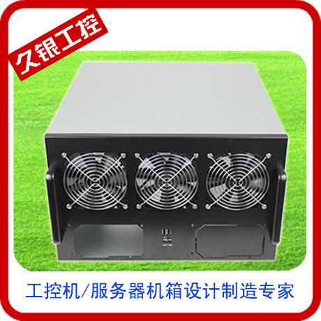6U470 ête bis Điện ETH/ETC/ZEC/XMR phường 6 quạt máy phục vụ nhiều bo mạch đồ cặp