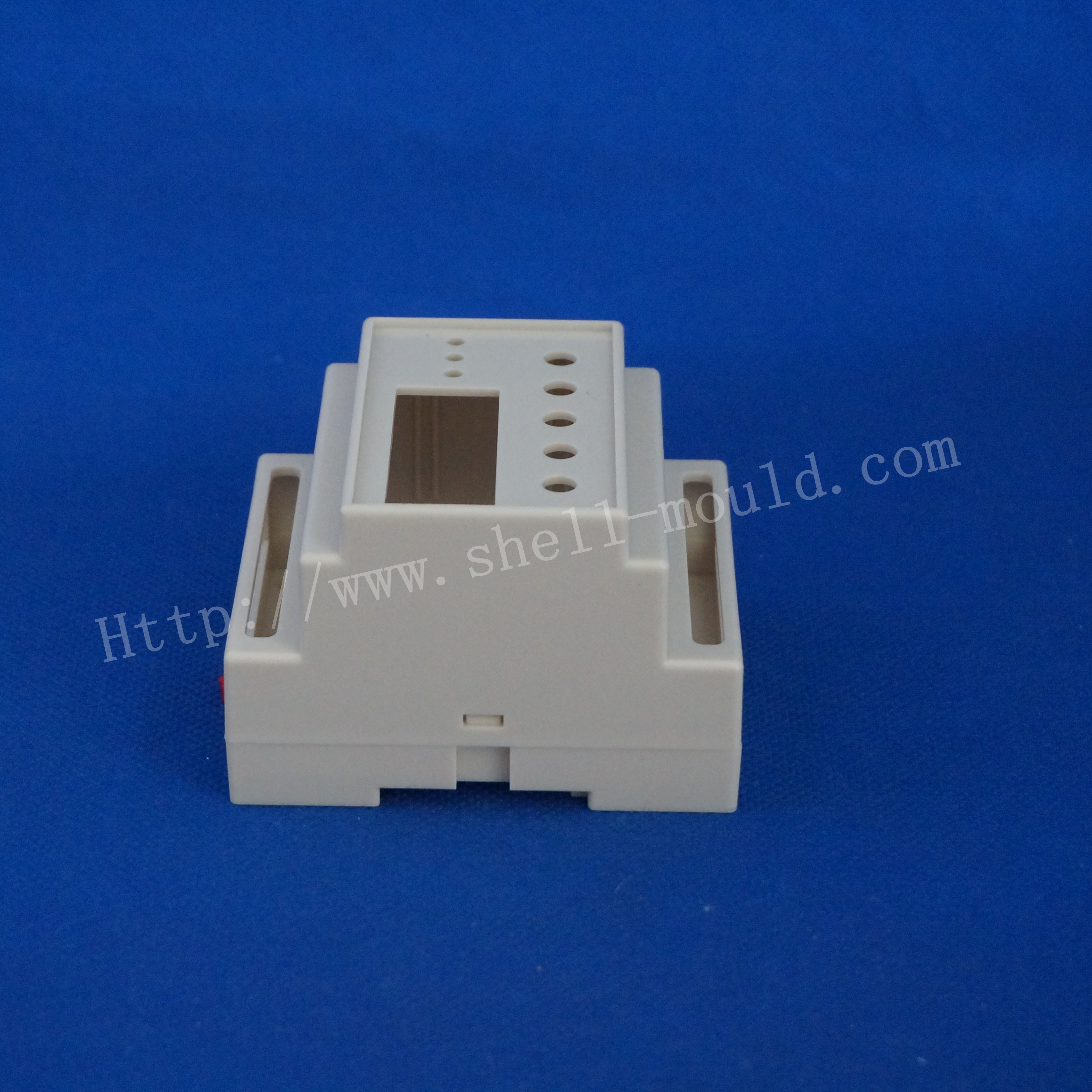 Guide electric housing safety grid isolation module instrument shell plastic shell 4-02-5:88X72X59