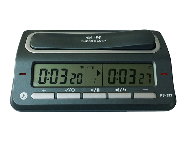 Chess game chess game chess clock referee stopwatch special electronic stopwatch time tool