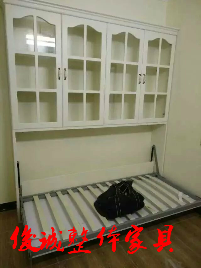 Wall bed bed accessories wall bed cabinet bed multifunctional bed folding bed turnovered bed custom custom