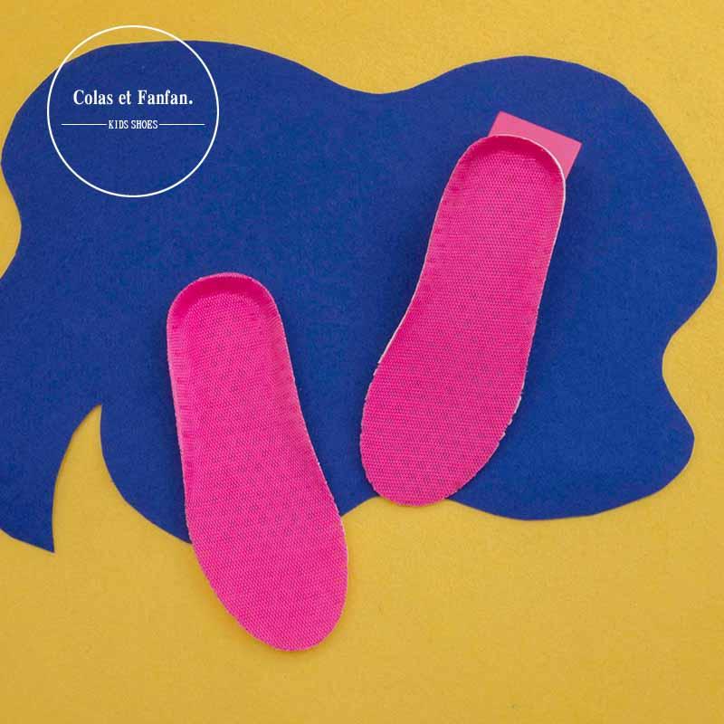 特价促销2017新款儿童鞋垫运动鞋垫男童女童透气减震防臭抗菌吸汗
