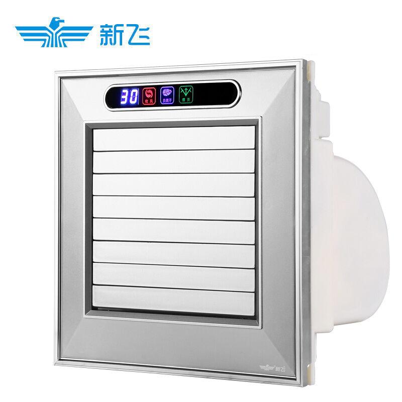 Ολοκληρωμένη ανώτατο όριο του ανεμιστήρα ψύξης μπάνιο και κουζίνα κουλ - τηλεχειριστήριο το ενσωματωμένο LF-330 πόρπη αλουμινίου