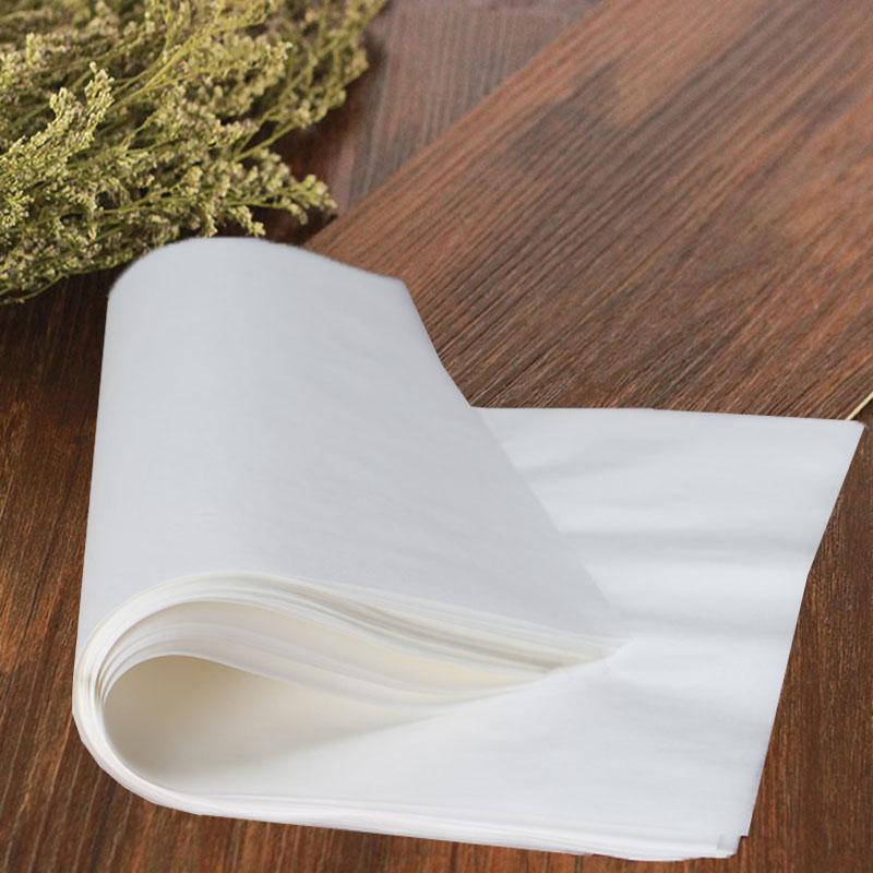 силиконовое масло бумаги барбекю бумаге вытяжной выпечки колодки прямоугольник силиконовое масло рыба на гриле ящик пароварка выпечки документ торт анти - масло колодка