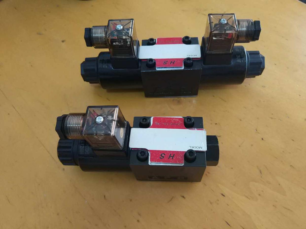 Válvula de solenóide Da válvula de pressão de óleo DSW-02-3C8-D-A220DSW-02-3C8-D-DC24