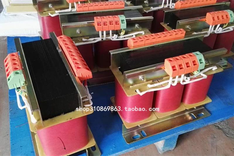 Μετασχηματιστές ισχύος 380 5000VA kW σε μεταβλητή 220v τριφασικά 480 V 208V230V τρεις ξηρό 5kva