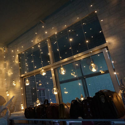 Decorative Lights Led small lights flashing lights bedroom dormitory girl decoration star lights
