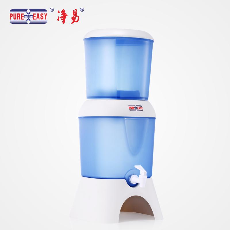 늘 쉽게 정수기 가정용 계속 마시다 주방 정수기 물 여과기 세라믹 깨끗이 물통 수도물 우물물 필터
