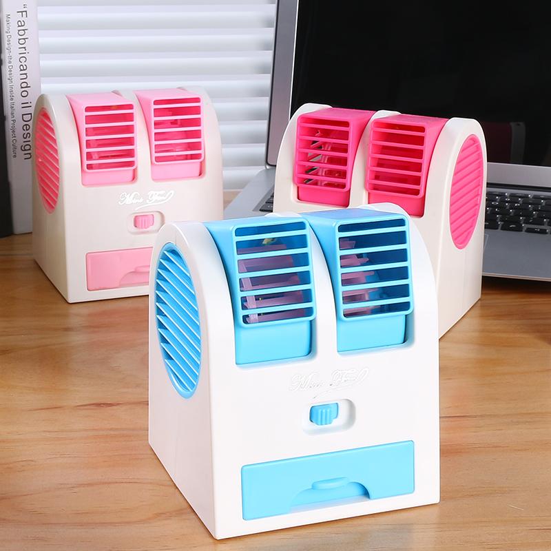 Der wassergekühlte fan - klimaanlage kühlschrank bewegen MIT single - kälte und Kleine heizung und kühlung MIT klimaanlage - fan