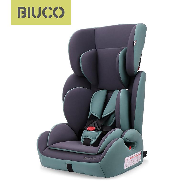 儿童安全座椅汽车通用婴儿宝宝便携式增高垫可折叠9个月-12岁简易