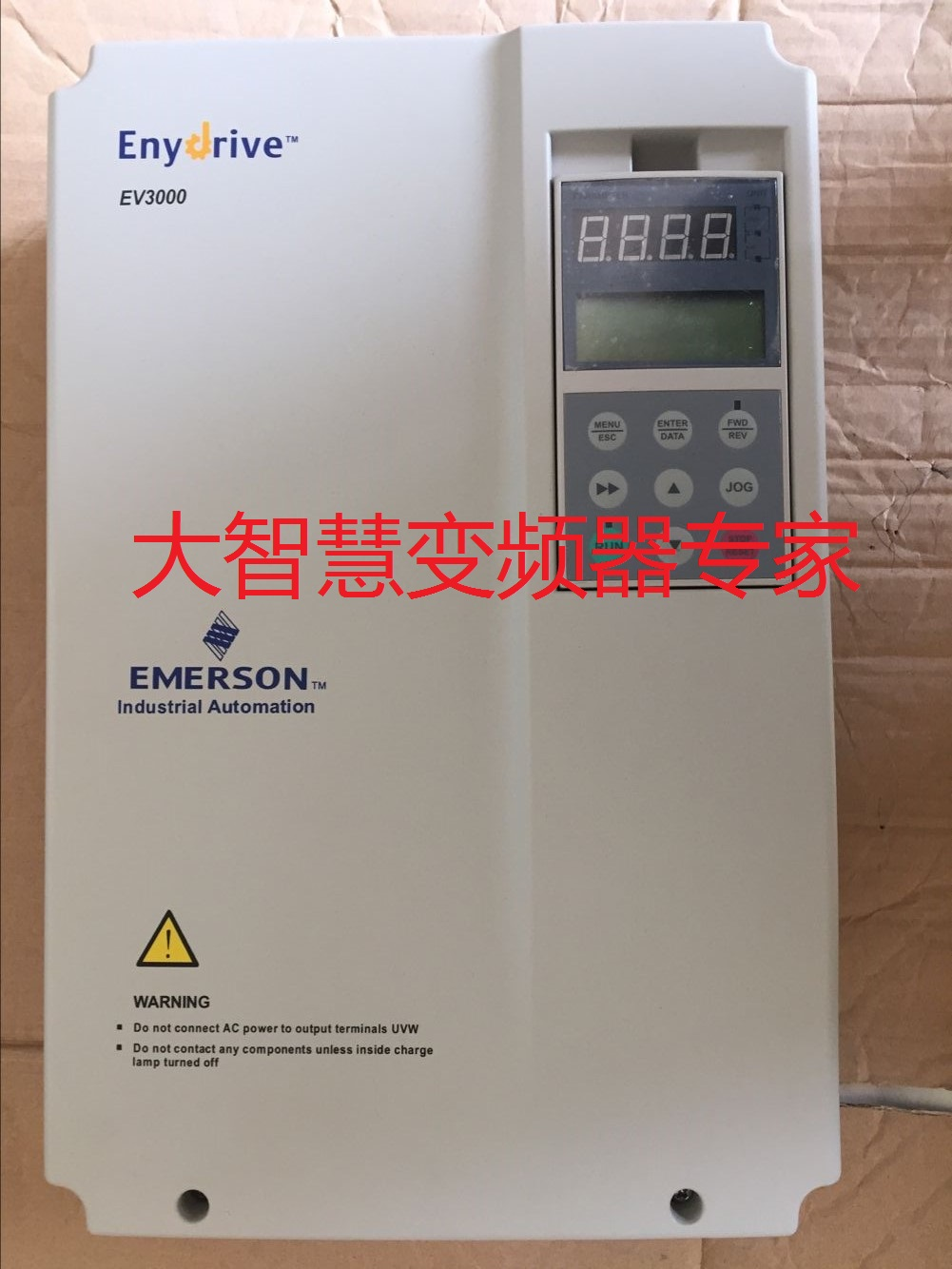 Emerson inverter EV3000-4T0110G/TD3000-4T0110G/TD3300-4T0110G