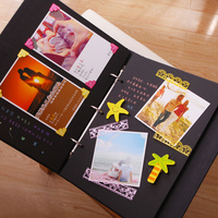 DIY album decoration children's growth manual, manual material package photo, family album accessories package package