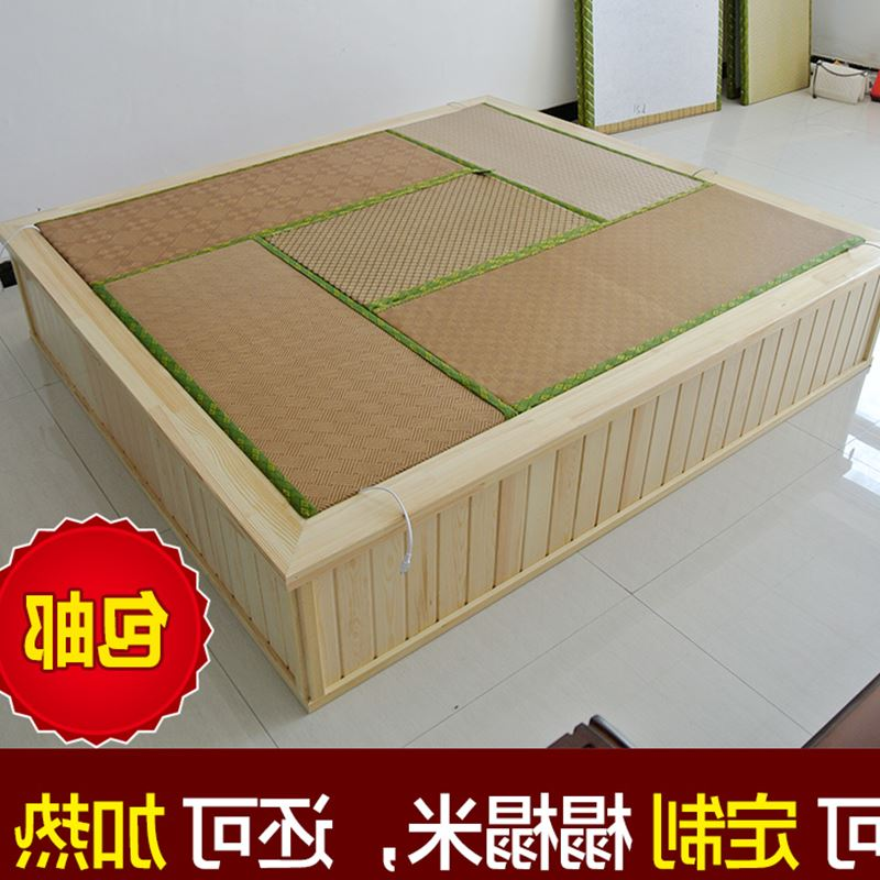 See table 2017 describes the paper non-woven customized coconut palm mattress Japanese tatami mats cushion heating treads