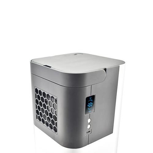 휴대용 소형 可充电 소형 사무실 선풍기 학생 기숙사 6 촌 냉동 에어컨 미니 음소거