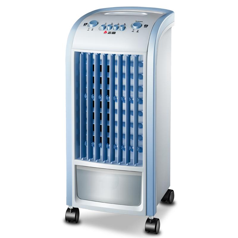Warme und Kalte Luft kühlung klimaanlage, Ventilator für Haushalt, Stumm - lüfter für kleine mobile klimaanlage befeuchtung ALS klimaanlage