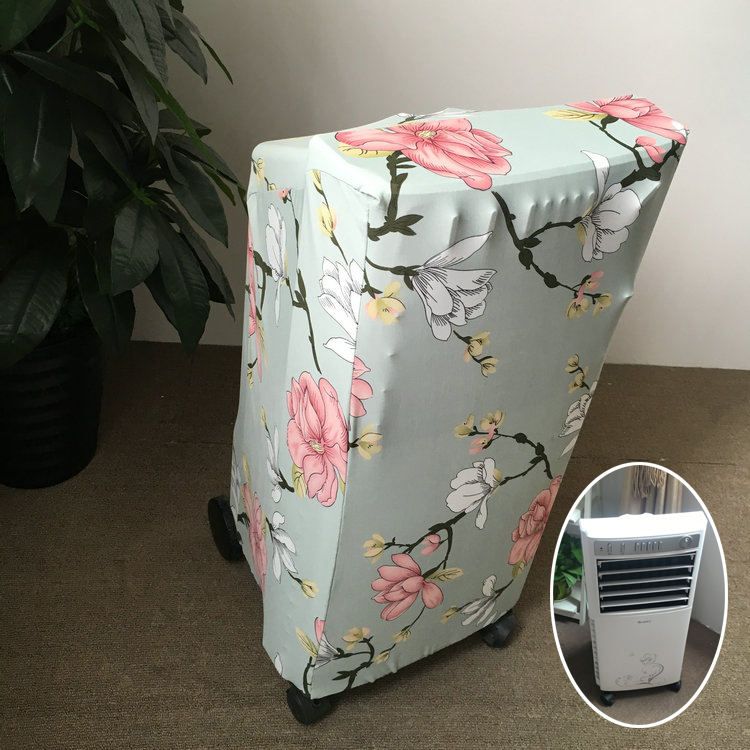 Beautiful Haier, GREE air conditioning fan dust collection cover, cold air fan cover, air conditioning dust cover, home fabric storage