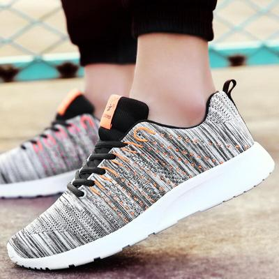 Men's Sneaker Autumn new canvas shoes breathable casual running shoes Korean sports shoes