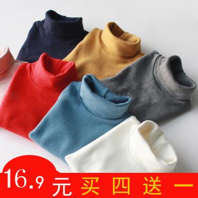 童裝棉秋鼕裝寶寶長袖