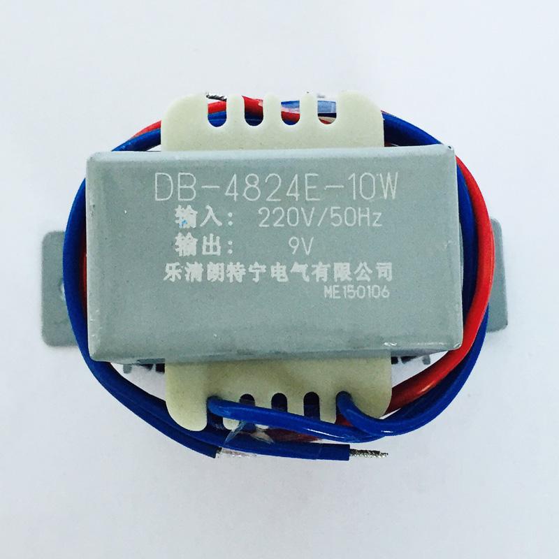 EI48*24 трансформатор 10W380V220V се 12V6V9V15V18V24V една двойна група ac