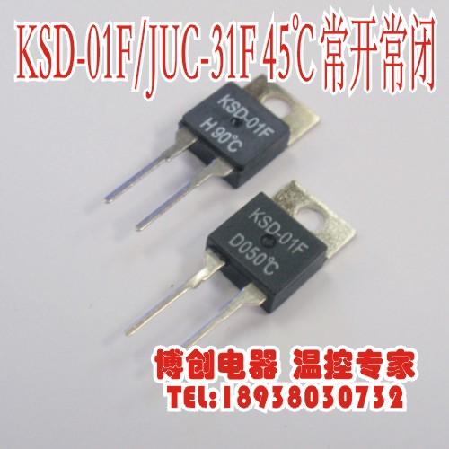 - KSD-01FD060 stupňů teplotu 60 stupňů T0-220 příliš často - - termostat.