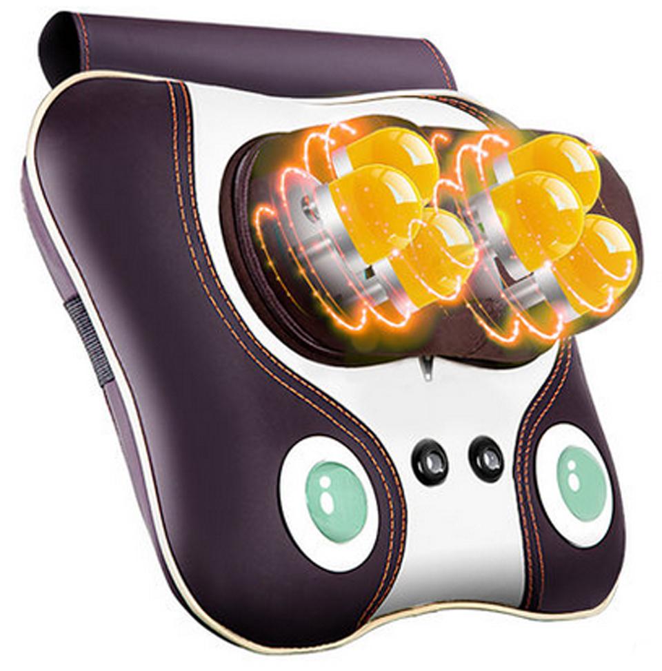 Milhões de cintura ombro Yang cervical massageador massagem almofada do pescoço massagem almofada almofada multifuncional para USO geral