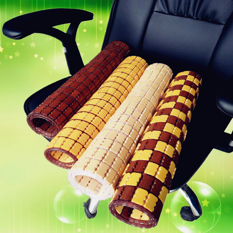 Το καλοκαίρι του αέρα ψύξης χαλάκι μαξιλάρι από τα μαξιλάρια υπολογιστή καρέκλα καρέκλα αυτοκίνητο τρία κομμάτια γραφείο μαξιλάρι