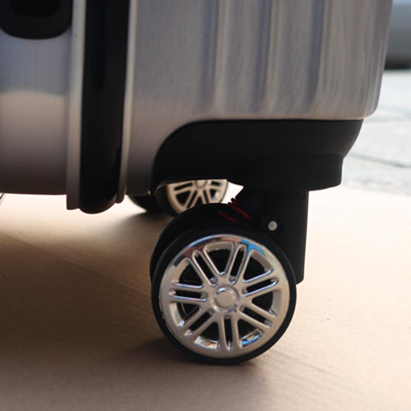 旅行箱轮子配件行李箱减震轮子拉杆箱包轱辘硬箱包配件维修万向轮