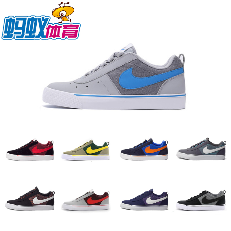 NIKE men's 2016 New Retro T breathable casual shoes 644794-015-041-273