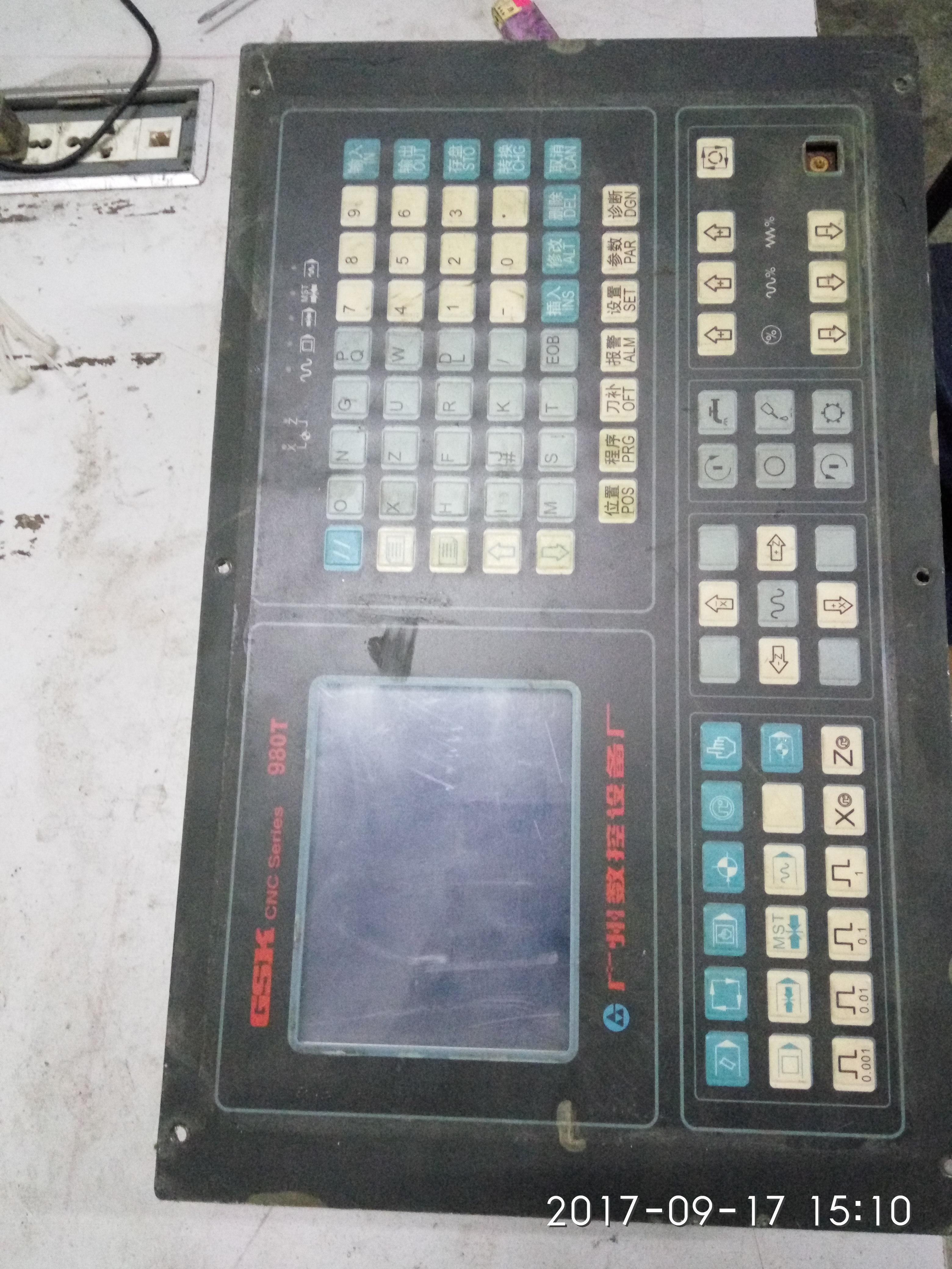 Il sistema di controllo del Robot di Tornio CNC gsk980t accessori