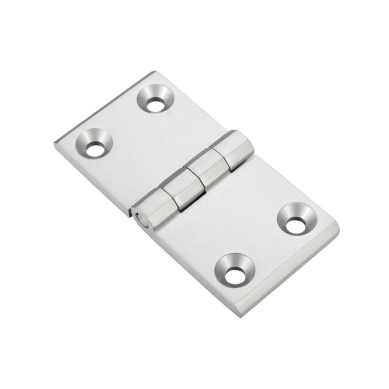 Cl226-7 thickening butterfly 120*60 hinge heavy industrial machinery equipment box door hinge hole