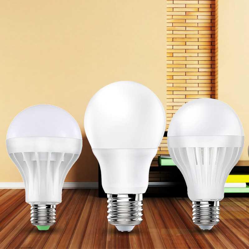 οδήγησε τη λάμπα e27, λαμπτήρες εξοικονόμησης ενέργειας μεγάλη βίδα σούπερ έξυπνη οικιακά φωτιστικά σώματα λάμπα ενιαίος φανός 3W5W7W σπείρα του Λευκού φωτός