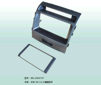 Sale Toyota Land Cruiser CD Host Car Audio Refit Panel Frame Car DVD Made in Taiwan