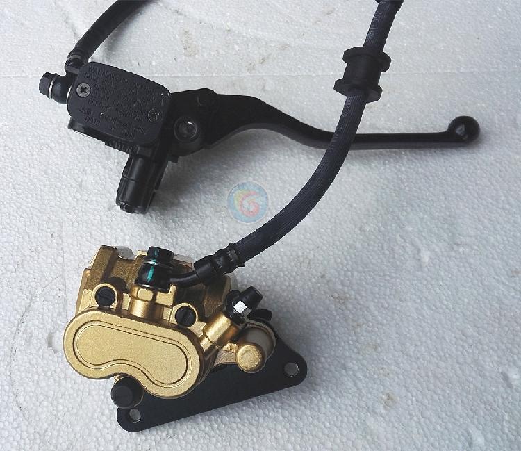 è adatto per il nuovo Continente Honda CBF190R pompa freno la pompa freno prima pompa freno la pompa dei Freni in Calibri