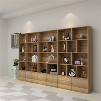 Free combination container, shelf display rack, bookcase display cabinet, jewelry display case, showcase, cosmetics display cabinet